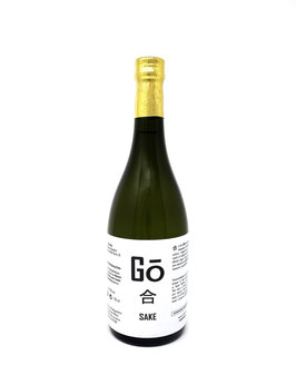 Go-Sake 720 ml bottle / Daiginjo
