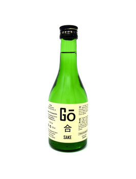 Go-Sake 300 ml bottle / Junmai
