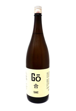 Go-Sake 1.800 ml bottle / Junmai