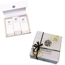 Pack regalo cosmética Naobay Antiedad ECOCERT