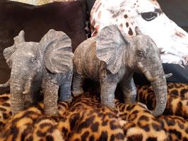 Karima, Figur Elefant