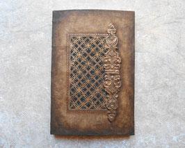 Cahier à dessin - Cahier voyageur   Cahier aux fleurs