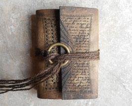 Carnet d'artiste - Carnet de voyage Carnet à rabat - Grand anneau