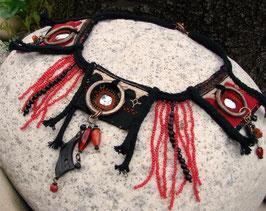 Collier Amazonie - Collier Ethnique  Souvenir du Fleuve - Bandidas