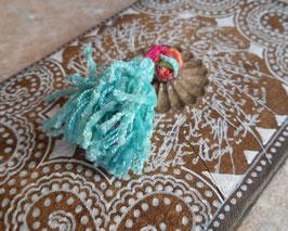 Carnet d'artiste - Carnet de voyage Grimoire - Bollywood