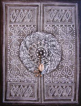 Tableau - la porte du Diwan - 10