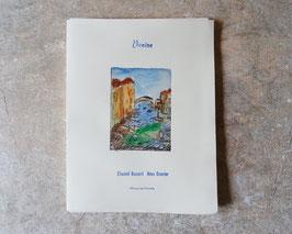Livre d'artiste - Venise