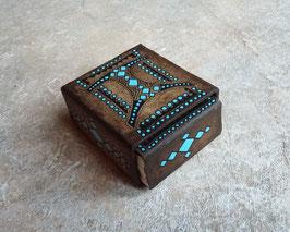 Carnet à dessin dans son coffret  talisman