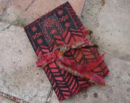 Livre d'artiste - Livre vaudou  -  Livre rare - Les ombres de mes bois sacrés