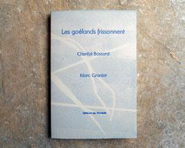 Livre d'artiste - Livre de gravure - Les goélands frissonnent - Gravure à l'eau forte