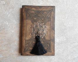 Carnet de note - Carnet de voyage  Carnet au pompon