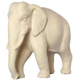 Elefant zu Krippenfiguren  natur belassen