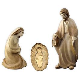 Heilige Familie 2-fach gebeizt