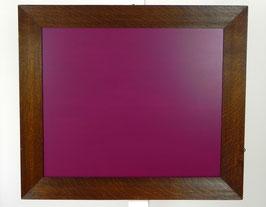 Tafel in violett