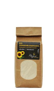 Bio Sonnenblumenmehl