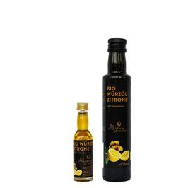 Bio Würzöl Zitrone