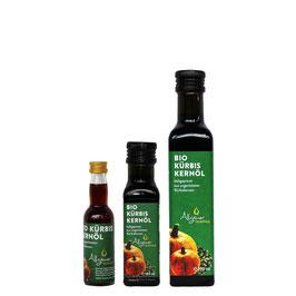 Bio Kürbiskernöl ungeröstet