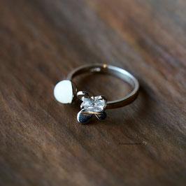 "Ring ""Schmetterling"""