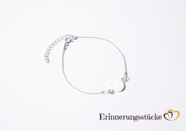 Muttermilchmedaillon - Armband