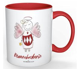 """Wunderschöne Tasse """"MANNEBACHERIN"""""""