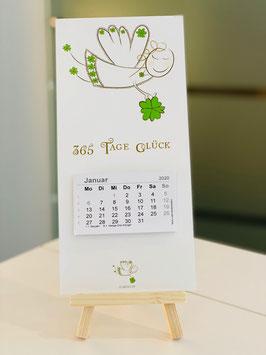 Kalender 365 Tage Glück 2021