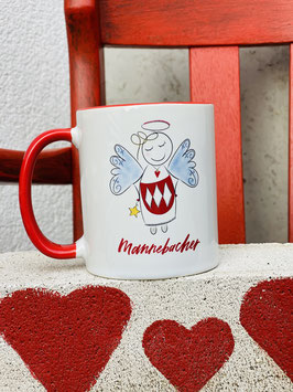 """Wunderschöne Tasse """"Mannebacher"""""""