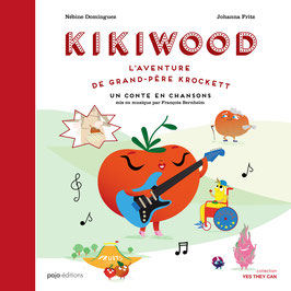 KIKIWOOD : L'aventure de Grand-père Krockett