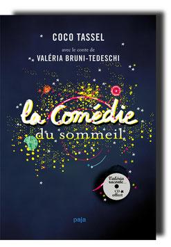 La Comédie du Sommeil - Livre CD