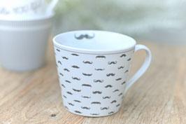 Krasilnikoff Happy cup Schneuzchen mit Henkel  Art. Nr. K 40
