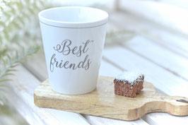 Krasilnikoff Tasse Mug  NEW BEST FRIENDS art nr. K 56