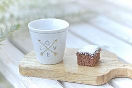 Espresso cup Love Krasilnikoff  art nr. K 64