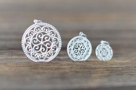 Amulettanhänger rund in drei Grössen Art. Nr. HA 61