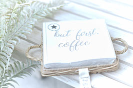 Servietten but first coffee Art. Nr. ACc 34