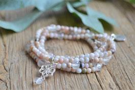 Sunny Hals/ Armkette mit Blumenanhängerli Art. Nr. A 356