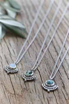 Silber Halskette  Anouk UNe Lignue art nr . Ha 540