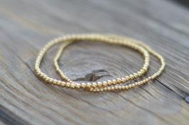 goldiges Armband einfach Art. Nr. A 255