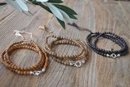 Halsketten 6mm Perlen mit Verschlussringli  ohne Anhänger Art NR. H/A 159