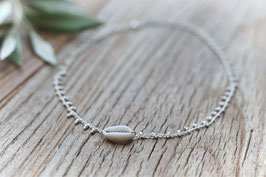 Halskette silber Hawaii Kauri HA 522