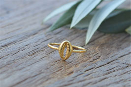 Fingerring gold Kauri  Art. nr. GFR 48