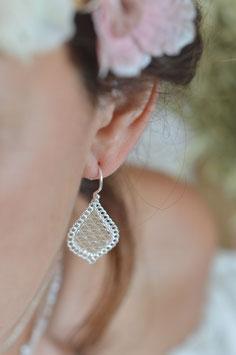Ohrenhänger Tropfen  LEBENSBLUME art nr OS 107