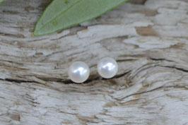 Ohrenstecker Perlenknopf OS 167