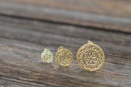 Amulettanhänger Silber vergoldet Art. Nr. H / A 50
