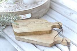 zweier Set Holztablar klein Art. N.r ACC 46