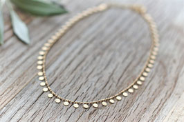 Halskette gold Münzli Art. Nr. Gh 121