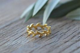 Fingerring gold Ranke GFR 49