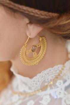 Gold Ohrenhänger Malia Art nr. Go 98
