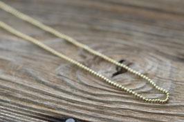 Chugeli Halskette Silber vergoldet Art. Nr. H/A 53