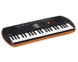 Casio SA 76 und SA 78 Mini Keyboard