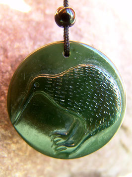 Kiwi Kopea - Jade Anhänger