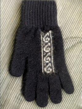 "Handschuhe ""Koru"" aus Possumwolle"